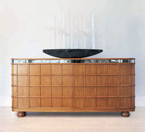 contemporary wooden sideboard STRAND William Yeoward