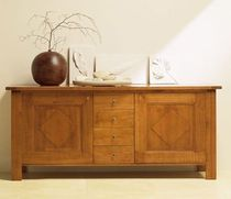 contemporary wooden sideboard DRACO GASPARUCCI