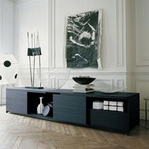 contemporary wooden sideboard by Antonio Citterio AC : MIDA  MAXALTO