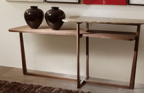 contemporary wooden sideboard table MOSAICO  Besana