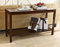 contemporary wooden sideboard table NASSAU  Williams Sonoma Home