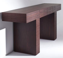 contemporary wooden sideboard table BD38 by Bartoli Design LAURAMERONI
