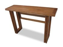 contemporary wooden sideboard table CO-37M 35x140x80 Indo Trading Premium