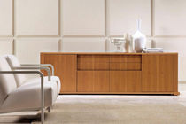 contemporary wooden sideboard BRYANT by Opera Design Porada