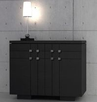 contemporary wooden sideboard QUARANTA OBLO' DESIGN