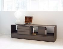 contemporary wooden sideboard SCENE by Dick Spierenburg Arco Contemporary Furniture