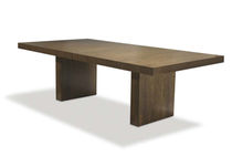 contemporary wooden table CARSON Michael Trayler Designs ltd.