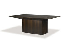 contemporary wooden table APEX Michael Trayler Designs ltd.