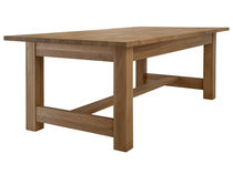 contemporary wooden table ANNA Coco-Mat