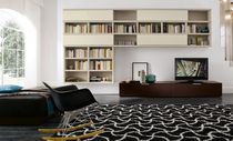 contemporary wooden TV wall unit ALL DAY 19 md house