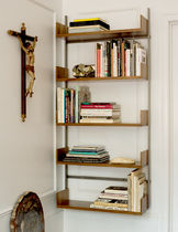 contemporary wooden wall shelf AS4 ATLAS INDUSTRIES