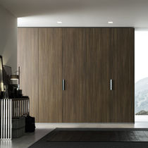contemporary wooden wardrobe SAND  Poliform