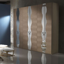 contemporary wooden wardrobe MODULARE AR18 CARPANELLI CONTEMPORARY