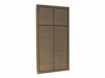 contemporary wooden wardrobe CHARLY PH Collection