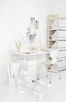 contemporary writing desk OVERTIME by Stina Sandwall voice