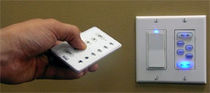 control keypad for home automation system  HAI (Home Automation, Inc.)