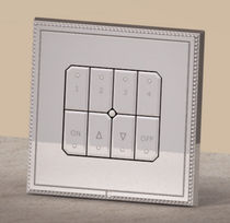 control keypad for home automation system EVO-TSP-44 Mode Lighting
