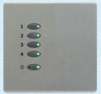 control keypad for home automation system TIGER Mode Lighting