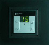 control keypad for home automation system E-DISPLAY® e-controls