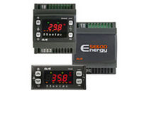 controller for heat pump SCW600 Eliwel Controls