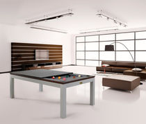 convertible pool table REGATE René Pierre