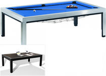 convertible pool table VERYTABLES by Bernard Moise BILLARDS CHEVILLOTTE
