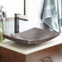 copper counter top washbasin KOHANI NATIVETRAILS