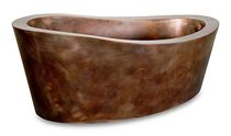 copper hot-tub  Diamond Spas