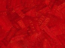 coral wall tile: plain color MELITIA RED CORAL MOSAIC Livingstonehome by Stefano Agosta s.r.l.