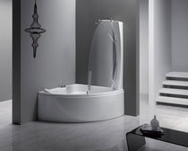 corner bath-tub shower combination SPHERA 140  AQUALIFE SRL