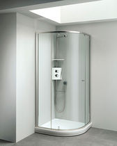 corner shower cabin THARROS  calibe