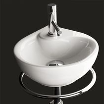 corner wall-hung washbasin PICCOLO # MI013 Lacava