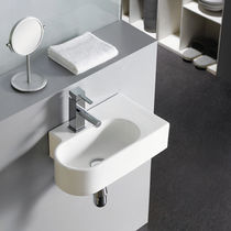 corner washbasin KABUTO The Bath Collection