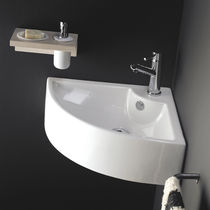 corner washbasin OPORTO The Bath Collection