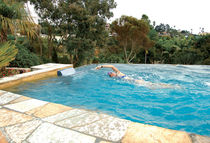 counter current swimming FASTLANE&reg;  ENDLESS POOLS