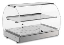 counter-top heated display case KOKY AR.TECH