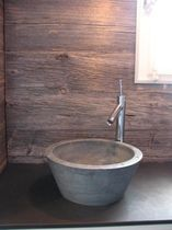 counter top washbasin in zinc VASCO DE CASA Dezinc
