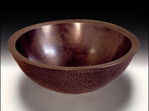 counter top washbasin CAST BRONZE ALCHEMY