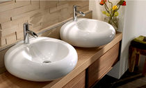 counter top washbasin PURE STONE Villeroy & Boch