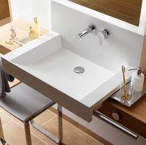 counter top washbasin PLAN B_FREE  KEUCO