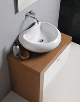 counter top washbasin UNICA SOSPESA Cosmogres