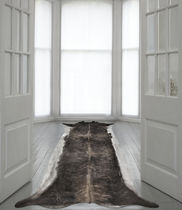 cowhide rug SUPER LONG by Young &amp; Battaglia Studiomold