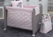 cradle with casters (girls) RECTA  Babyroom