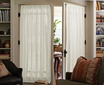 curtain NEW ROD POCKET TOP & BOTTOM Avenue home