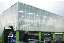 curtain wall polycarbonate sheet PC rodeca