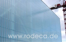 curtain wall polycarbonate sheet  rodeca