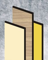 decorative HPL laminated panel (interior fittings) DEBO PHENOLIC Shenzhen Risewell Industry Co., Ltd