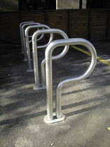 cycle stand for public spaces BIKEPARK by David Karásek, Radek Hegmon  mmcité