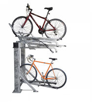 cycle stand for public buildings STACK Duo-Gard