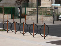 cycle stand for public spaces ALBA AUBRILAM
